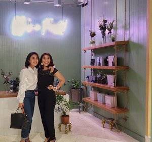 Remember to be happy not only for heart but also for your mind 💆  #clozetteid #bestfriend #happymind #happyheart #friends #offduty