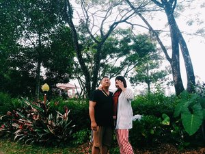 Just you and me 😘 Ps. Includ Kana 😁😁😁....#love #firstlove #husband #myman #love #howsweet #nature #clozetteid