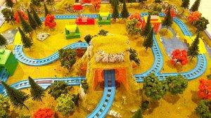 Where's my train? 🚂 #clozetteid #train #toy #railroad #miniature