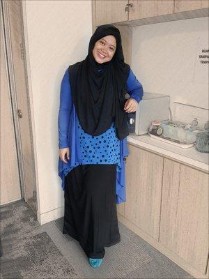 #clozetteid #ootd #hijab #hijablook #work #itssoyou #GoDiscover