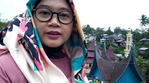 Nagari Tuo Pariangan, Batusangkar, Sumatera Barat. Katanya desa terindah di dunia. #clozetteid #vlog #vlogging #travelling #minang #ranahminang #pariangan #starclozetter #travelvlog #holiday
