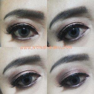 Eyebrow @anastasiabeverlyhills Dipbrow Pomade Dark Brown @maybellineina Fashion Brow Eyeshadow  @urbandecaycosmetics Naked 3 😍😘💋 #anastasiabeverlyhills #maybellineina #maybellineid #urbandecay #naked #instalike #indonesianbeautyblogger #bbloggers #bblogger #beauty #beautyblogger #beautybloggers #bloggers #blogger #clozetteambassador #clozetteid #eye #eyes #eyeshadow #tutorial #makeupartistsworldwide #makeupartistry #mayamiamakeup