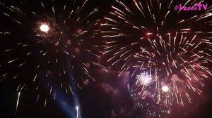 Another video from the center of fireworks party in Ancol Jakarta, Indonesia🙌 Happy New Year 2017 🎆🎊✨🎉 #fireworks #newyear #newyeareve #night #party #happynewyear2017 #lifestyle #jakarta #Indonesia #ancol #lagoonbeach #event #moment #bestmoment #vidgram #indovidgram #instagood #clozetteid #clozetteambassador