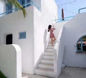 Jangan sombong dan arogan saat berada di atas. Tuhan itu Maha membolak-balikkan keadaan..#greece #greek #nope #bali #girl #clozetteid