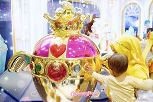 """Zayden, do you think Daddy will say yes if Mommy request this for our House? 😂💖✨ #RainbowMoonChalice MoonFamily🌙 #SailorMoon..#PrincessSerenity #Endymion #PrettyGuardianSailorMoon"