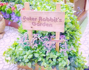 🐰🌿🌸🌼🍁 [SEE PETER RABBIT HIMSELF IN THE PREVIOUS POST!]...It's a Seasonal Event on CityPlaza, Taikoo. We went there on April 1st, 2018, #ArchieZayden 10 Months Old..#peterrabbit #beatrixpotter