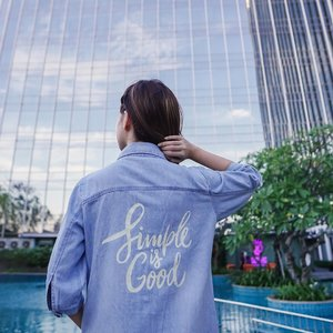Simple is Good! ❤️Shop @chicgirl.id with my promo code STEVIE5 to get additional 5% off on all items.  . . . .  . . . . . . . . #photooftheday #ootdfashion #ootdindo #wiwt #ootdsubmit #outfit #lookbook #lookbooknu #ootdstyle #ootdinspiration #localbrand #lookbookindonesia #fashionblogger #stylefashion #streetfashion #streetstyle #streetinspiration #qotd #potd #zalorastyleedit #clozetteid