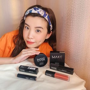 What's your daily go-to makeup for WFH ? Even though we're just staying home but looking on point is a must especially if you have a professional e meeting to attend. However I prefer to keep things simple and quick for my #stayathome makeup look. Here's some of my everyday go-to makeup products from  @makeoverid Powerstay Transferproof Matte Lip Cream - B06 Powerful, Powerstay Brow Mascara 02 Chocolate and Powerstay Demi-Matte Cover Cushion N10 Marble. So on that day I happen to take food I ordered from Gofood but don't worry my lipcream is transferproof so it won't stain on my mask 😉 Make Over is having special deals on their official store on @lazada_id and get FREE cloth mask too ! You can also consult before purchasing on @makeoverid Instagram just slide into their DM 🥰 ..Full review on the products I used is up on Steviiewong.com ❤️ enjoy !! #makeoverid #stayathome #staygorgeous