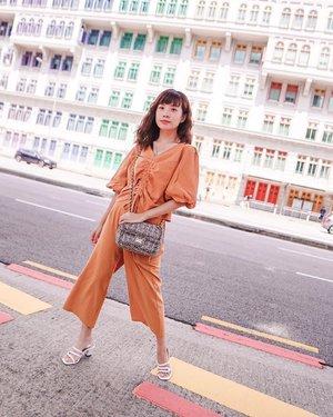 Archive • 2019 • . . - 📸 @priscaangelina . . . . . . . . #photooftheday #ootd #sonyforher #ootdwomen #ootdindo #wiwt #steviewears #exploretocreate #clozetteid #ootdstyle #ootdinspiration #lookbookindonesia #fashionblogger #style #whatiwore #stylefashion #streetfashion #streetstyle #streetinspiration #zalorastyleedit #throwback #singapore