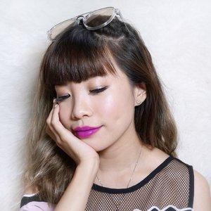 Have a great day loves 💕 . . . #Makeup Product #deets . - Base @shuuemura Petal Skin cushion #shuuemura #shuuemuraid . - Highlight @nyxcosmetics_indonesia mochi highlight palette . - Blush #cheekpop @cliniqueindonesia berry pop #cliniqueid . - Lips @maybelline super stay matte ink shade Creator  #maybellineID #superstayonfleek . - lashes @lavielash . - Eyeshadow @thebalmid Balm Jovi® rockstar palette . . . . . . . . . . #makeupjunkie #clozette #clozetteid #ulzzang #tampilcantik #wakeupandmakeup #selfportrait #beatyjunkie