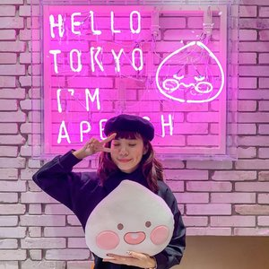 🌸🎌 archive 2019  . . . . . #exploretocreate #style #apeach #tokyo #throwback #holiday #japan #clozetteid #kakaofriends