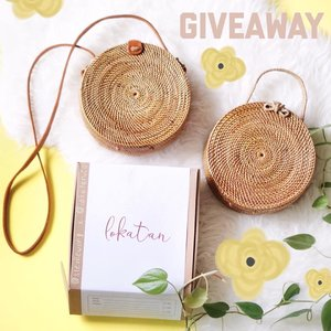 """Hello loves!!Are you ready for another #GIVEAWAYALERT ? This time I'm excited to announce my first fashion #giveaway collaboration with @lokatan.co . We've prepared rattan bags not only for ONE but TWO WINNERS! Each winners will get a RATTAN SLING BAG / HANDBAG ❤️❤️❤️❤️ . - I look forward to your entries . .  HOW TO JOIN:. - Follow : @lokatan.co & Me (@steviiewong) [p.s. show us some love on both our accounts, Leave your mark at @lokatan.co by sending comment """"❤️"""" so they know you're there because of me]. . . Turn ON Post notification 🔔 for : @lokatan.co & Me (@steviiewong) [ Click on the ••• icon on the top right corner of our profile to find TURN ON POST NOTIFICATIONS] (don't forget to screenshot, you'll need to send me the screenshot if you happen to win to claim your prize) . - Write down in the comment section why you want to win this giveaway and which rattan bag you want. ARE YOU #TEAMSLINGBAG OR #TEAMHANDBAG , I'd love to hear YOUR REASONS too📦 and TAG three (3) of your friends to join this giveaway . . - Subscribe to my YouTube channel www.youtube.com/steviewong (don't forget to screenshot that you've subscribed to my channel, you'll need to send me the screenshot if you happen to win to claim your prize). . OPTIONAL STEP ⤵️. - Head over to www.steviiewong.com find your favorite article leave your comments in the comment section (make sure to write your name and IG account too) I'd love to read them! - Be ACTIVE ON MY Instagram 🤗 . . - . . That's it you've successfully entered my #Giveaway !! ❤️ make sure to follow all the steps properly.  I hope you enjoy this #Giveaway Tons of luck online fam💕😘 . . . . . . . . #giveawayindonesia #giveawayindo #shotbystevie #collabwithstevie  #tampilcantik #wakeupandmakeup #clozetteid #ootd #style #ggrep"""