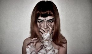 I dont know why I cant post mutiply pic 🙄 - - - #ahmanet #princessahmanet #themummy #themummyreturn #clozetteid #medanbeautygram #indobeautygram #beautynesia #sfxmakeup #halloweenmakeup #mummy #makeupart #sofisia