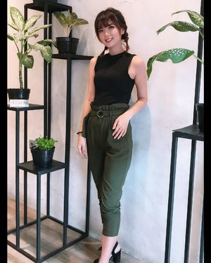 Happy Funday 💖 . Super comfy high waisted pant 👉🏻 @ivinflo . . . #Clozetteid #beautynesia #ootd #potd #fashion #fashionphotography #fashionblogger #styleblogger #streetstyle #style #potd #ootdindo #fashionvibes #urbanfashion #urbanoutfitters #urbanphotography #ootdstyle #ootdjakarta #endorse #endorseindo #endorseindonesia #endorsement #fashionable #fashiongirl #girls #asiangirl #likeforlike #spamlikes #love #socialenvy #socialmedia