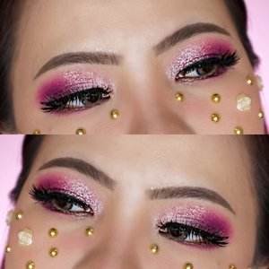 Pink and blink ✨ . Eyeshadow : @wetnwildbeauty PacMan Eyeshadow Palette . . . . 🎥Camera Canon EOS M100 🎛️Edit with @vivavideoapp Pro 🎶 . . . . . . . #makeupoftheday #tutorialmakeup #Tutorialdandan #makeuptutorial #tutorialmakeup #indobeautygram #makeupoftheday #beautybloggerindonesia #motd #popbelabeauty #flovivi #ClozetteID #cchannelid #cchannelbeautyid #undiscoveredmuas #worldwidemua #wakeupandmakeup #tipsskincare #skincare @tampilcantik @tips__kecantikan @tutorialmakeup_id @ragam_cantik @meriaswajah @syantiktutorial @ragam_kecantikan @zonacantikwanita