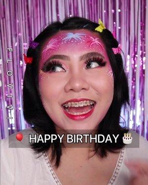 🥳hahaha ga kerasa udah tua ya 💁🏻♀️Semoga makin jadi pribadi yg baik, takut akan Tuhan. Amin...🎥Camera Canon EOS M100🎛️Edit with VN🎶Song : Happy Birthday - @katyperry .......#makeupoftheday #tutorialmakeup #Tutorialdandan#makeuptutorial #tiktokdance #indobeautygram #makeupoftheday #beautybloggerindonesia #motd#transisinyaflovivi #flovivi #ClozetteID #cchannelid #cchannelbeautyid #cchannelmakeupid #tiktokchallenge #worldwidemua #wakeupandmakeup #tiktokindonesia #tiktok @tampilcantik @tips__kecantikan @tutorialmakeup_id @ragam_cantik @meriaswajah @syantiktutorial @ragam_kecantikan @zonacantikwanita