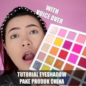 Tutorial Eyeshadow gonjreng 2020 pake palette yg baru ku beli di Shopee. Fruit Pie Filling Eyeshadow Palette by @ucanbemakeup ❤️ Trs glitter nya aku pake @handaiyanbeauty ✨ Bulumata kece baday nya aku pake dari @guiltypleasure.lashes yg type FAITH . . . . 🎥Camera Canon EOS M100 🎛️Edit with @vivavideoapp Pro . . . . . . #makeupoftheday #tutorialmakeup #Tutorialdandan #makeuptutorial #tutorialmakeup #indobeautygram #makeupoftheday #beautybloggerindonesia #motd #popbelabeauty #flovivi #ClozetteID #cchannelid #cchannelbeautyid @tampilcantik @tips__kecantikan @tutorialmakeup_id @ragam_cantik @meriaswajah @syantiktutorial @ragam_kecantikan @zonacantikwanita