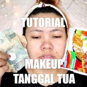 [ADA GIVEAWAY NYA] Di tutorial kali ini gue pake makeup makeup murce nih.... Tp hasilnya oke lohhh 😍 Wkwk walopun tanggal tua, tetep harus kece ya malem mingguan nya 🤪 . Details : • Spray & Concealer @pixycosmetics • BB Cream @sis2sis_indo • Bedak @marckscosmeticind • Blush + Eyeshadow @eminacosmetics • Contour @otwoocosmetics • Mascara @sis2sis_indo • Lipcream @mokomoko_id . Ada hadiah skincare & makeup senilai 250rb buat kamu 1 orang yang share video ini se sering mungkin ke story kalian sambil tag temen2 nya + like & komen disini ajakin temen nya ikutan GA ini juga. Aku umin pemenang nya tgl 22 Nov yah di story aku. 👌🏻 (Hadiah mix preloved & new, ongkir Jabodetabek aku tanggung, selebihnya bayar sendiri) . . . . 🎥Camera Canon EOS M100 🎛️Edit with @vivavideoapp Pro 🎶UWU - Chevy . . . . #makeuptutorial #tutorialmakeup #indobeautygram #makeupoftheday #beautybloggerindonesia #motd #popbelabeauty flovivi #ClozetteID  #cchannelid #cchannel @tampilcantik @tips__kecantikan @tutorialmakeup_id @ragam_cantik @meriaswajah @syantiktutorial @ragam_kecantikan @zonacantikwanita
