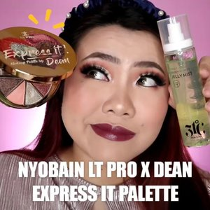 Yihiiii finally up videonya hehehe . Produk yg dipake : • 31°C Jelly Mist from @hicharis_official , bisa di beli di CHARIS SHOP AKU, link di bio • @g9skin_indonesia Sunscreen • @maybelline Superstay Foundation • @leveebeauty Eyebrow Chocolate • @ltpro_official x @dean_818 Express It! Palette • @thebalmid Blush • @thebalmid Highlighter • @byscosmetics_id Hydra Gloss Lipstick shade 07 . . . . . . . 🎥Camera Canon EOS M100 🎛️Edit with @vivavideoapp Pro 🎶Cinta - Vina Panduwinata (Cover) . . . . . . . #makeupoftheday #tutorialmakeup #Tutorialdandan #makeuptutorial #allmodernmakeup #slave2beauty #peachyqueenblog #tutorialmakeup #indobeautygram #makeupoftheday #beautybloggerindonesia #motd #popbelabeauty #flovivi #ClozetteID #cchannelid #cchannelbeautyid #undiscoveredmuas #worldwidemua #wakeupandmakeup #tipsskincare #skincare #cchannelmakeupid @tampilcantik @tips__kecantikan @tutorialmakeup_id @ragam_cantik @meriaswajah @syantiktutorial @ragam_kecantikan @zonacantikwanita @101_turorialmakeup @makeupsyantik @inspirasi_cantikmu @wowsyantik @elpeach_beauty @eliberry_beauty