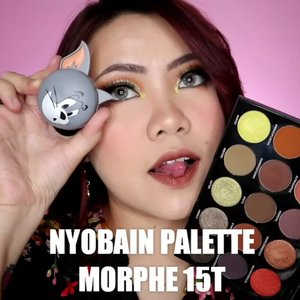 Pas lg liat2 mau beli palette apa eh liat ini @morphebrushes 15T palette tb tb ga pake mikir panjang langsung beli 🤣 Terus gini deh hasilnya haha Gmn suka gak?? . Produk lain yg dipake: • @laneigeid Tone Up Fluid • @mineralbotanica Dura-Wear Foundation • @cnfstoreofficial Bellaoggi Powder • @etudeofficial @indonesia_etudehouse Blush Tom • @mizzucosmetics Alter Ego Palette • @getthelookid Infallible Les Chocolats . . . . . 🎥Camera Canon EOS M100 🎛️Edit with @vivavideoapp Pro 🎶Dreams - DJ Quads . . . . . . . #makeupoftheday #tutorialmakeup #Tutorialdandan #makeuptutorial #tutorialmakeup #indobeautygram #makeupoftheday #beautybloggerindonesia #motd #popbelabeauty #flovivi #ClozetteID #cchannelid #cchannelbeautyid @tampilcantik @tips__kecantikan @tutorialmakeup_id @ragam_cantik @meriaswajah @syantiktutorial @ragam_kecantikan @zonacantikwanita
