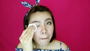Jangan lupa kalo abis makeup an kudu bersihin yg bener yahhh � Nah ini w kalo bersinin makeup kayak gini. Kalo malem ya abis cuci muka biasanya lanjut deh skin care malem. 🌙 . #7D7V #7d7vday6 . . . #beautyvlogger #beautybloggerindonesia #ivgbeauty #indobeautygram #makeup #makeuptutorial #instabeauty #indovidgrambeauty #wakeupandmakeup #tutorialmakeup #bvloggerid #jakartabeautyblogger #beautilosophy #productreview #reviewskincare #reviewmakeup #clozetteID #setterspace #motd #makeupjunkie #makeupblogger #sharingiscaring #beautyguruindonesia