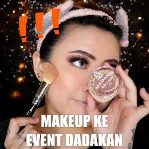 Namanya juga AQUARIUS 😹 Jadi hobi nya lupa 🤪 Se pelupa itu gua tuh 😅 . TAG TEMEN NYA YG SUKA LUPA WKWK . . Detail : @australiscosmetics_id Primer @maybelline Superstay Foundation @makeoverid Concealer @riveracosmetics Loose Powder @byscosmetics_id Blush Trio, NUDE 4 Eyeshadow Palette @madame.gie Contour @brunbrun_paris Velvet Lip Cream Juicy . . . . 🎥Camera Canon EOS M100 🎛️Edit with @vivavideoapp Pro 🎶Vintage - Allie X . . . . . . . #Tutorialdandan #makeupoftheday #makeup #makeuptutorial #tutorialmakeupplg #tutorialmakeup #beautybloggerindonesia #cchannelid #cchannelbeautyid #indobeautygram #indobeautysquad #cchannelid #cchannelbeautyid #flovivi #clozetteID @tutorialmakeup_id @tips__kecantikan @ragam_kecantikan
