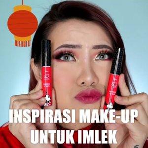 Kali kali aja ada yg mau tampil beda pas CNY ❤️ .. Produk yg dipake : • Primer Spray @studiotropik • Foundation @makeoverid • Powder & Loose Powder @maybelline • Blush @inezcosmetics • Contour Bronzer @thebalmid • Highlighter @wetnwildbeauty • Lips @lakmemakeup . . . . 🎥Camera Canon EOS M100 🎛️Edit with @vivavideoapp Pro 🎶Woo Ah - Crush . . . . . . #makeupoftheday #tutorialmakeup #Tutorialdandan #makeuptutorial #tutorialmakeup #indobeautygram #makeupoftheday #beautybloggerindonesia #motd #popbelabeauty #flovivi #ClozetteID #cchannelid #cchannelbeautyid @tampilcantik @tips__kecantikan @tutorialmakeup_id @ragam_cantik @meriaswajah @syantiktutorial @ragam_kecantikan @zonacantikwanita