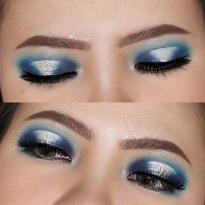 Deep blue 🧙🏻♀️ . Jujur eke ga suka wkwkwkwk Aslinya emang kurang suka sama halo eyes, suka nya cutcrease 😅 . Produk yg dipake : • Eyeshadow @morphebrushes 35B & @byscosmetics_id Cosmic Palette • Eyelashes @guiltypleasure.lashes type : Petite Poppy • Eyebrow @maybelline . . . . . . . . . #makeupoftheday #tutorialmakeup #Tutorialdandan #makeuptutorial #tutorialmakeup #indobeautygram #makeupoftheday #eyeshadowpalette #eyeshadowlooks #eyeshadow #eyeshadowtutorial #morphebabe #morphe35B #beautybloggerindonesia #motd #popbelabeauty #flovivi #ClozetteID #cchannelid #cchannelbeautyid @tampilcantik @tips__kecantikan @tutorialmakeup_id @ragam_cantik @meriaswajah @syantiktutorial @ragam_kecantikan @zonacantikwanita