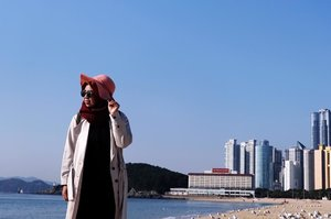Believe in progress, believe in hope. #necgoestokorea #AkuDanKOREA #Clozetteid