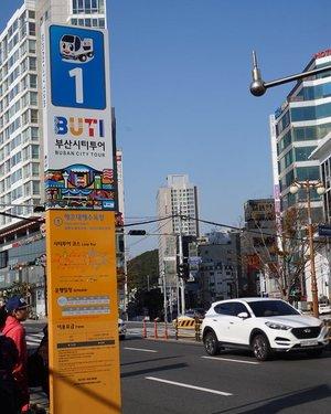 BUTI (Busan City Tour) #necgoestokorea #clozetteid