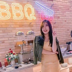 [FLASH GIVEAWAY].Akhir-akhir ini suka banget makan All You Can Eat BBQ & Shabu-Shabu yang lagi happening di Surabaya! Nah, aku mau kasih voucher makan gratis di @hungrill.official ( 1 voucher berlaku untuk 2 orang ) nih, caranya gampang banget :--✨ Follow @hungrill.official & @chelsheaflo.✨ Mention teman yg mau kamu ajak makan All You Can Eat gratis disini..✨ Account IG nggak di private.✨ Domisili di Surabaya.( Spam likes are very welcomed, higher chance to win! ).Pemenang akan aku umumin besok via IG Story ya. GOOD LUCK!..#Giveaway #GiveawaySurabaya #MakanGratis #AllYouCanEatGratis #ClozetteID