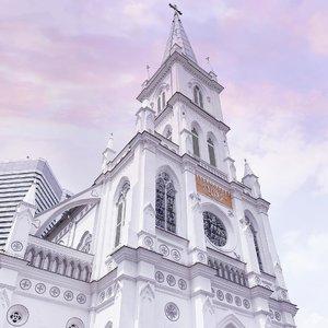 Crazy Rich Asians fans know this place better ☺️✨...#chijmes #architecture #ClozetteID