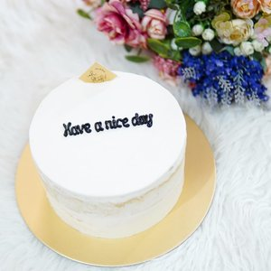 Have a nice day ❤️ . #clozetteid  #cake #lifestyle