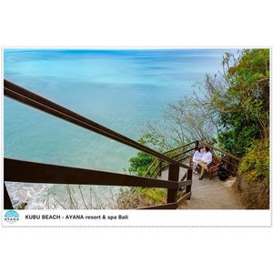 Postcard from Kubu Beach #bali #holiday #travelling #TravelLook #travelinstyle #potd #bestoftheday #beauty #blogger #beautyblogger #view #sea #couple #clozette #clozetteid