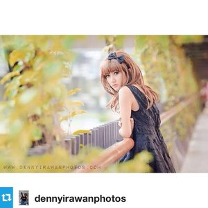 "Make up by me #kaniamakeup #Repost from @dennyirawanphotos with @repostapp --- ""Chocolate velvet""  #model : @aprilpilia #mua : @beautydiarykania  #portraiture #beauty #cute #dollylook #Makeup #potd #nikontop #nikonphotographers #clozetteid #beauty #makeup #likes #picoftheday #bestoftheday"
