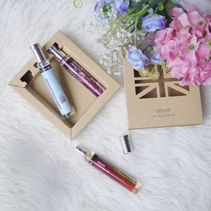 Besides being a confidence, style and mood booster, fragrance is also a great inspiration to many..@copiabeauty now presents a series of GIFT SET EAU DE PARFUM products from UK 💕..ALYXIR provides a variety of perfume fragrances that you can choose to match your personality and mood every day. With Alyxir, you can look fresh and fragrant all day long. That I really love 💋.#Clozetteid#POTD #flatlay #style #lifestyle #parfume #copiabeauty #beauty #fragrance