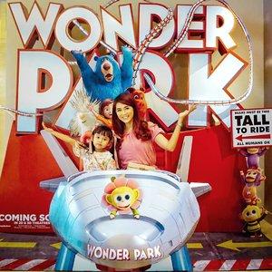 Weekend kali ini seru banget bisa ikut Movie Screening bareng kaka safa yang hobby nonton. Kali ini kita nonton film Wonder Park..Film ini mengisahkan seorang gadis yang berimajinasi taman hiburan lalu suatu saat Ia menemukan taman hiburan di tengah hutan dengan hewan-hewan yang dapat berbicara..Wonder Park ini merupakan film animasi yang akan tayang tanggal 13 Maret 2019. Film ini diproduseri oleh Paramount Pictures dan Nickelodeon Movies, dengan Ilion Animation Studios untuk animasinya..Wonder Park movie si Kecil tidak hanya belajar berimajinasi, tetapi juga kreatif, bersosialisai, persahabatan dan kasih sayang orang tua. Penasaran kan? Yuk nanti nonton filmnya!.#WonderParkID #WonderParkxCID #ClozetteID @uipmoviesid @clozetteid