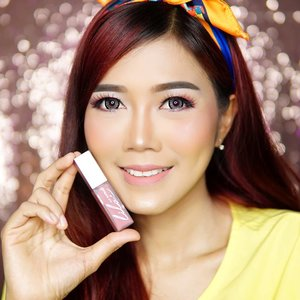 3 matte liquid lip @lilacbylily by @lilymaymac ~ .Shade :❤️Peony❤️Zahara❤️Yasmin.#lipswatches #clozetteid #POTD #beauty #lifestyle #makeup #style #lilacbylily #latepost