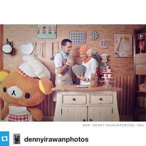 "Make up by me :) #Repost from @dennyirawanphotos with @repostapp --- ""a Guy who knows how to #cook is really #adorable""🍰🍝🍩 #sneakpeek of @gisaganisa ❤ ade Make up by @beautydiarykania  #thebridestory #weddingku #weddingguideasia #weddingdiary #bridetobe #theweddingscoop #weddingjakarta #prewedding #Prewed #wojakarta #weddingorganizer #fearlessphotographers #idwp #idweddingphotographer #signatureweddings #weddingphotography #clozetteid #clozettedaily"