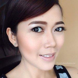 Another #falseeyelashes from @bunnylashes_id it's dandelion :) good nite people! #bunnylashesid #clozetteid #selfie #likes #potd #bestoftheday #beautyblogger #beautybloggerid #indonesianbeautyblogger