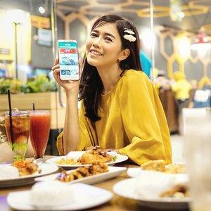 BUKBER BARENG YUK!!!Aku &@Travelokaeatsadain giveaway bukber bareng hari Jumat, 31 Mei 2019 di Ojju Grand Indonesia yuk ikuuuut.Caranya gampang banget!1. Follow@travelokaeats& aku@kaniasafitrii2. Comment di postingan ini dan kasih alasan kenapa kamu harus banget aku pilih untuk ikutan Bukber3. Sertakan hastag #EatsNonStop dan #BukberbarengEats 4. Mention ke@travelokaeatsGampang kan?? Yuk ikutan karena besok aku akan umumkan 4 orang beruntung di instastory ku dan postingan ini. Pastikan juga ya kalau kalian bisa datang di waktu dan tempat yang sudah aku tentukan😘.#EatNonStop#BukberBarengEats #clozetteid #giveaway2019 #lifestyle #style #foodgram