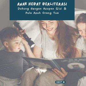 "Peluncuran Program BACA 🎉🎊  Dalam rangka merayakan Hari Buku Sedunia dan mendukung Generasi Literasi Nasional, Danone Indonesia bekerja sama dengan Tentang Anak meluncurkan program BACA.  Program BACA adalah sebuah program ajakan untuk mencintai kegiatan membaca dan belajar kebaikan kepada anak-anak melalui sumbangan buku bacaan.  Sementara @tentanganakofficial merupakan sebuah wadah edukasi dan informasi tentang kesehatan dan tumbuh kembang.  Dalam suasana Ramadan sebagai bulan penuh kebaikan, Danone Indonesia dan Tentang Anak juga akan memperluas manfaat melalui penggalangan Donasi 5.000 Buku Serial ""Sikap Baik"" untuk anak-anak Indonesia. Selain itu, Danone Indonesia juga turut mendonasikan buku Sampahku Tanggung Jawabku dan Isi Piringku.  Yuk, ikutan berdonasi juga melalui @wecare.id 💕  @nutrisibangsa @tentanganakofficial  #BerbagiBukuTentangAnak #cicidesricom #literasiindonesia #bacabukusejakdini #clozetteid"