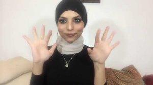 Quick&Easy Smokey Eye Makeup- ShamshomBrunette - YouTube#HijabMakeup