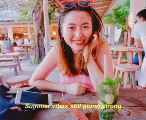 Still my unforgettable summer ☀�#VeronycaGoesToBali#VeronycaTravelDiaries#VeronycaStyleDiaries•••••📸 : @chen_cia_cia•••••••#clozetteID #fashionblogger #potd #ootd #airportootd #medanbeautygram #l4l #lookbookindonesia #ootdindo #followforfollow #blogger #likeforlike #vsco #vscocam #wiwt #outfitinspo #ootdmagazine #indonesia #photography #fblogger #fashionstyle #indofashionpeople #streetstyle #styleblogger #ggrepstyle #streetstyle #ggrep