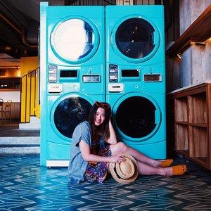 That mainstream laundry machine shot 💦  #VeronycaTravelDiaries #VeronycaStyleDiaries • • • • •📸 : @michael_joso • • • • • • • #clozetteID #fashionblogger #potd #ootd #airportootd #medanbeautygram #l4l #lookbookindonesia #ootdindo #followforfollow #blogger #likeforlike #vsco #vscocam #wiwt #outfitinspo #ootdmagazine #indonesia #photography #fblogger #fashionstyle #indofashionpeople #streetstyle #styleblogger #ggrepstyle #streetstyle #ggrep