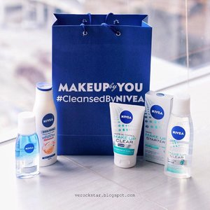 Guess... which one is my fav product from @nivea_id 😳💞, just click the link on my bio✔� #cleansedbynivea #niveaxmedanbeautygram #medanbeautygram #nivea #beautyblogger #veronycabeautydiaries #clozetteid