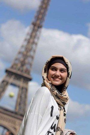 Paris J'etaime :)  #paris #eiffel #travel #clozetteID