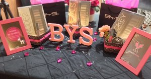 [EVENT REPORT] EYE-DORING CHRISTMAS LOOK + INTRODUCE BYS COSMETICS