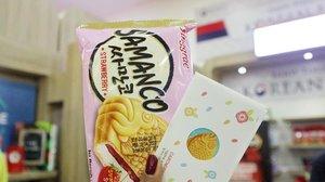 Udah main ke Jakarta Fair belum? Hari ini terakhir loh, gengs! 😱-Kalian bisa beli ice cream bentuk ikan yang populer di Korea ini di Jakarta Fair sure dengan harga lebih murah dibanding market. Ada penyewaan hanbok gratis juga! 🎎-Masih banyak lagi keseruan lainnya serta DISKON BEAUTY ITEMS berlimpah! Aku bocorin semua diskon dan promo per brand loh! Baca selengkapnya di blogku #zahratsabitahsblog tinggal klik link di profilku, ya! 🌸.#clozetteid #zahrafoodgram #koreanfood #jakartafair2018