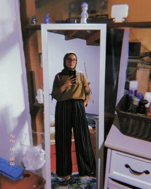 Semangat buat semua yang sedang memperjuangkan ��...#clozette #clozetteid #ootd #hijabstyle #hijabootd #hijabfashion #hujicam